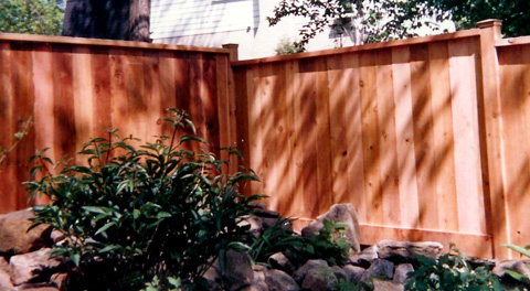 fence cedar panel, fence designes, fence pictures, fence photoes