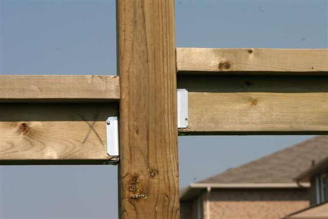 Woodwork Build Wood Fence Pdf Plans