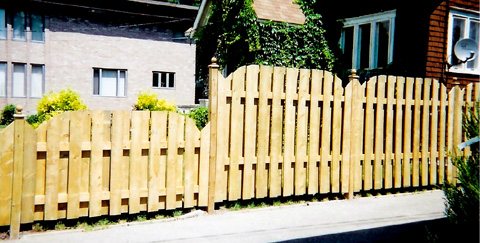fence designes, fence pictures, fence photoes, how to